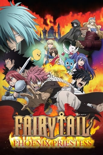 Poster of Fairy Tail: Phoenix Priestess