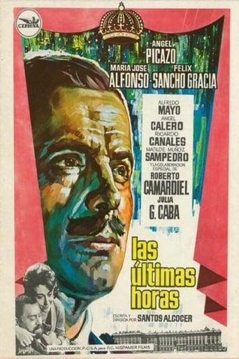 Poster of Las últimas horas