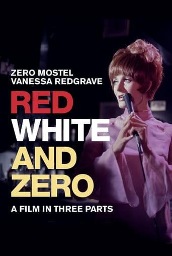 Poster of Red, White, and Zero