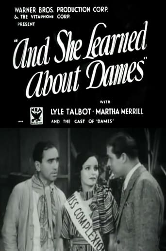 And She Learned About Dames