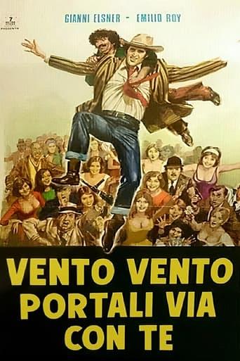 Poster of Vento, vento, portali via con te