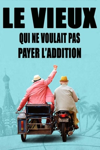 Poster of Le Vieux qui ne voulait pas payer l'addition