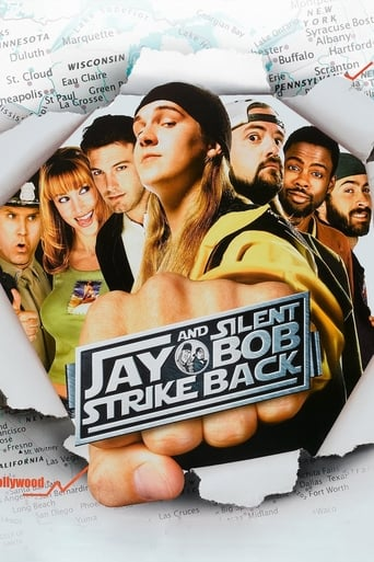 Poster of Jay and Silent Bob Strike Back