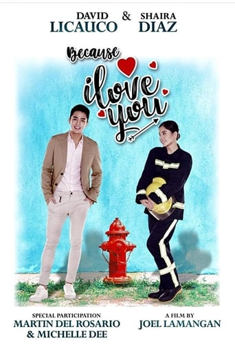 Poster of Because I Love You