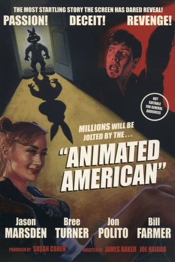 Poster of Animated American