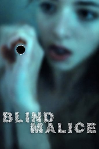 Poster of Blind Malice
