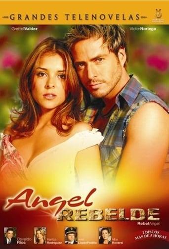Poster of Ángel Rebelde
