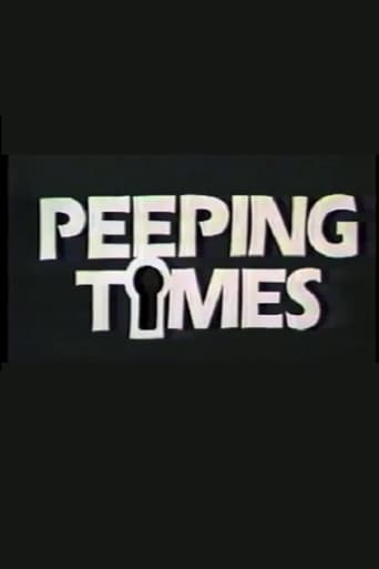 Poster of Peeping Times
