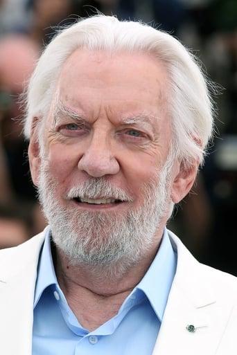 Image of Donald Sutherland