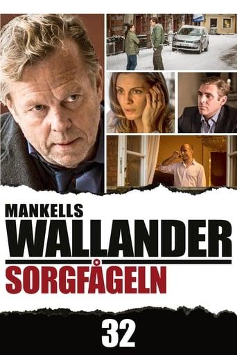 Poster of Wallander 32 - Sorgfågeln
