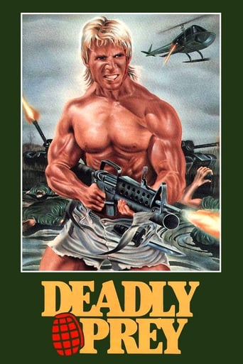 Poster of Deadly Prey
