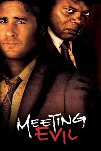 Poster of Meeting Evil