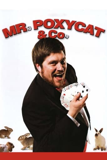 Poster of Mr. Poxycat & Co