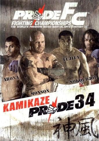 Pride 34: Kamikaze