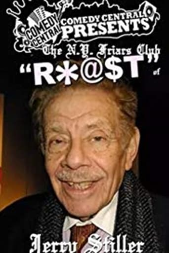 Poster of The N.Y. Friars Club Roast of Jerry Stiller