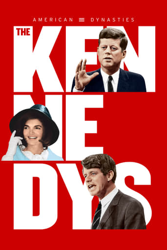 Poster of American Dynasties: The Kennedys
