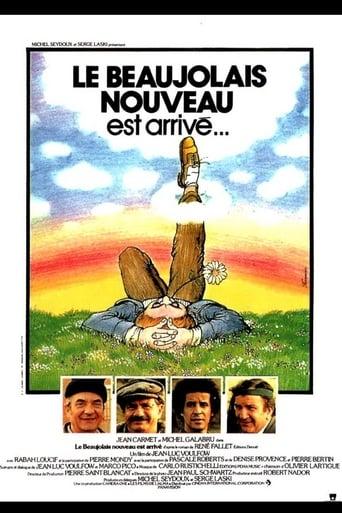 Poster of Le Beaujolais Nouveau est arrivé...