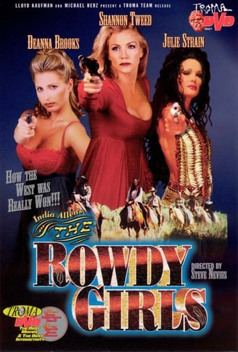 Poster of The Rowdy Girls