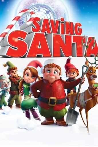 Poster of Saving Santa