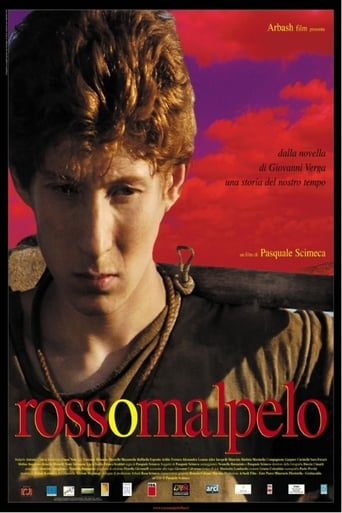 Poster of Rosso Malpelo