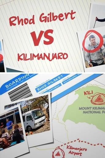 Poster of Rhod Gilbert vs Kilimanjaro