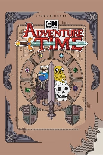 Poster of Adventure Time