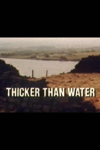 Poster of Thicker Than Water