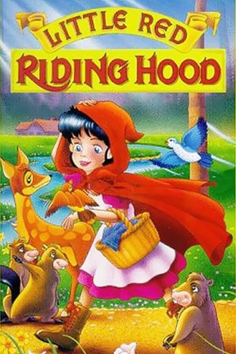 Poster of Little Red Riding Hood