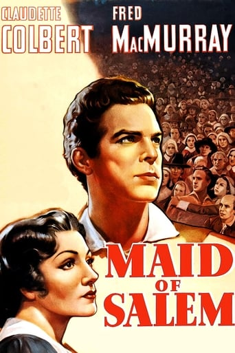 Poster of Maid of Salem