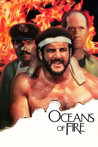 Poster of Oceans of Fire