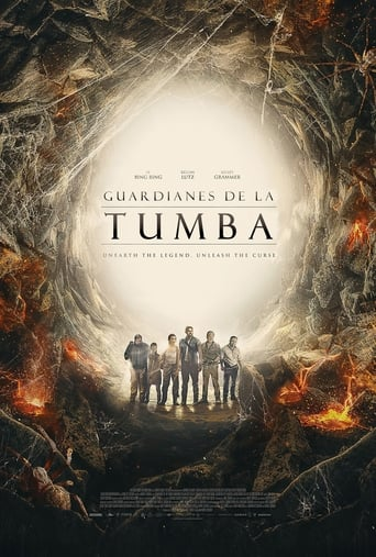 Poster of Guardianes de la Tumba
