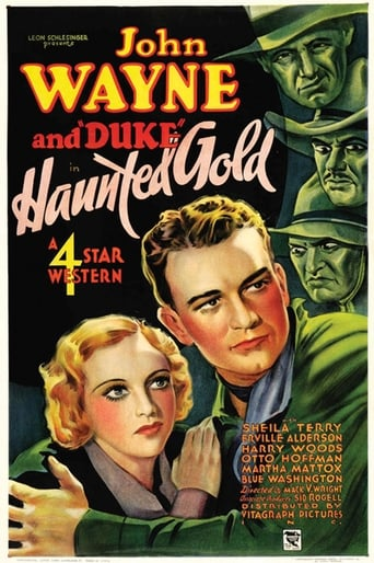 Poster of Haunted Gold
