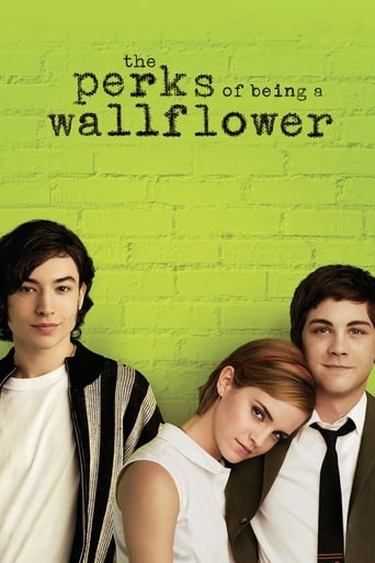 Poster of The Perks of Being a Wallflower