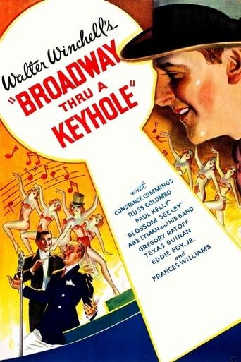 Poster of Broadway Thru a Keyhole