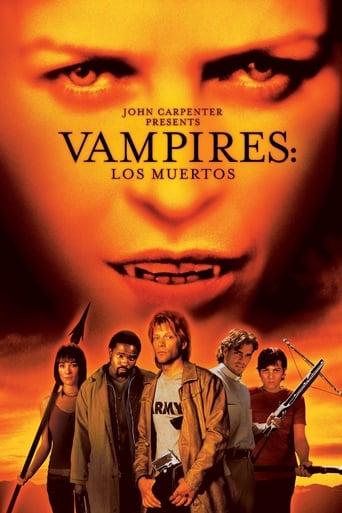 Poster of Vampiros: Los muertos