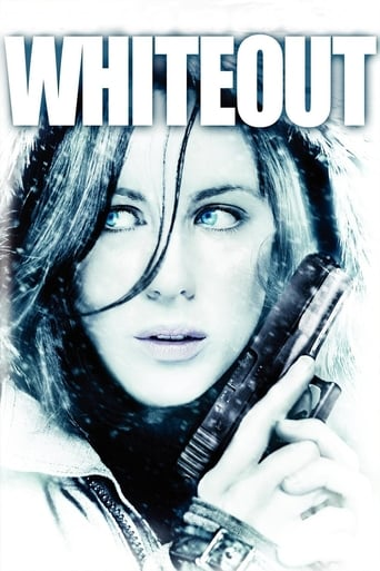 Poster of Whiteout