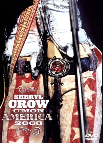 Poster of Sheryl Crow: C'mon America