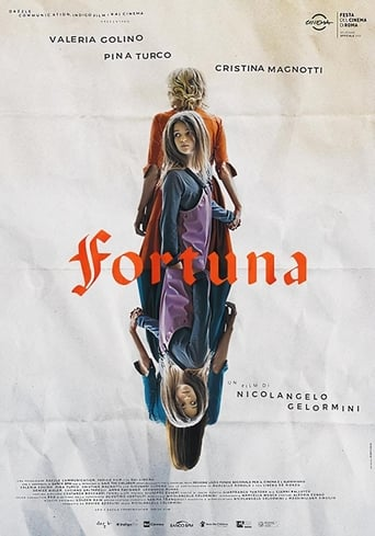 Poster of Fortuna – The Girl and the Giants