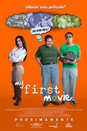Poster of My First Movie