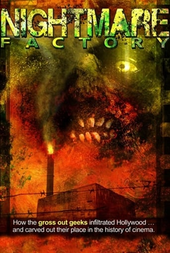 Poster of Nightmare Factory