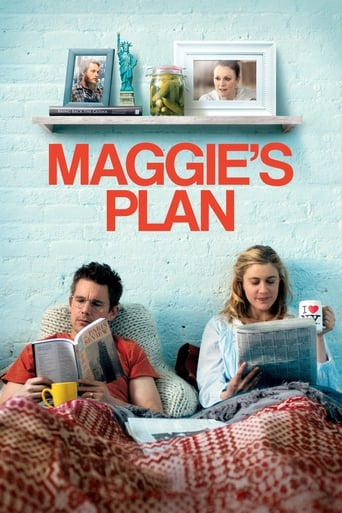 Poster of Maggie's Plan