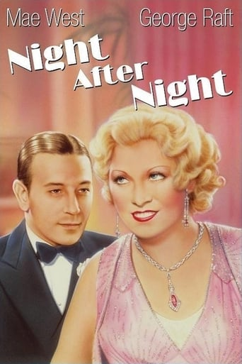 Poster of Night After Night