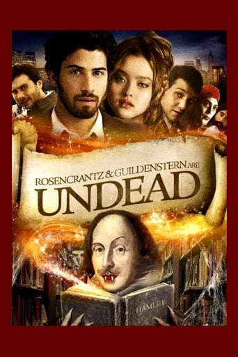 Poster of Rosencrantz and Guildenstern Are Undead