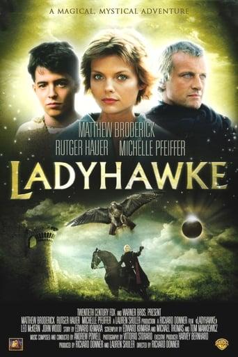 LADY HAWK poster