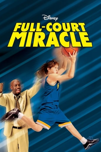 Poster of Full-Court Miracle