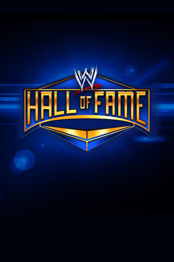 Poster of WWE Hall Of Fame 2014