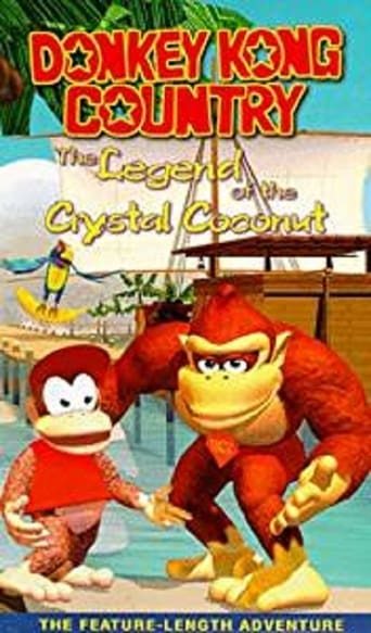 Donkey Kong Country: The Legend of the Crystal Coconut