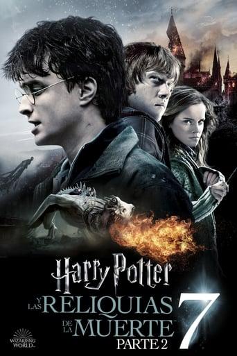 Poster of Harry Potter y las Reliquias de la Muerte - Parte 2