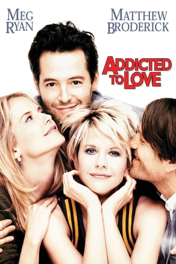 Poster of Addicted to Love