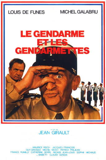 Poster of The Gendarme and the Gendarmettes